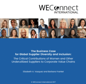 WEConnect Report